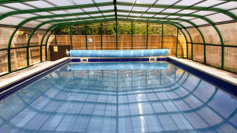 2017 new permanent enclosure built